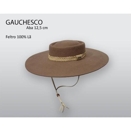 Chapéu Pralana Gauchesco 03f7e057245